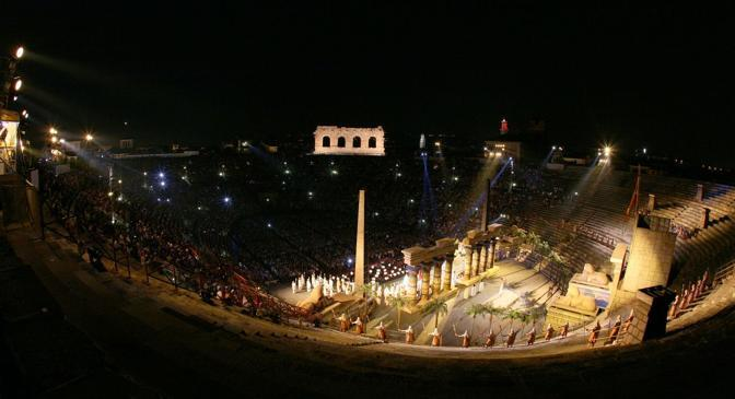 Aida all'Arena
