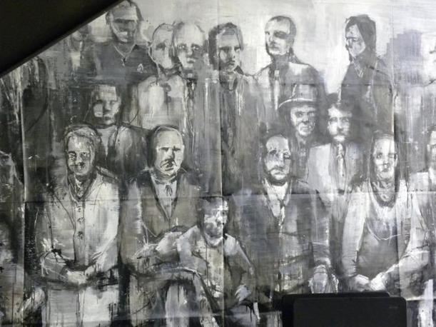 Artisti italiani al 59 Rivoli