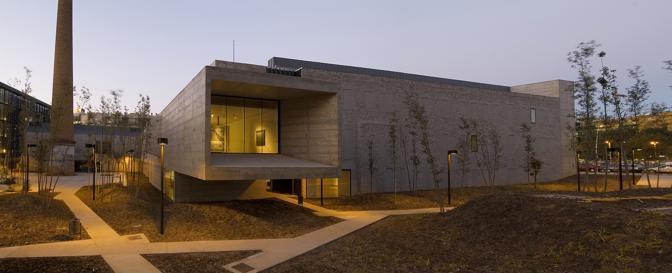 Musei, terrazze, design-store