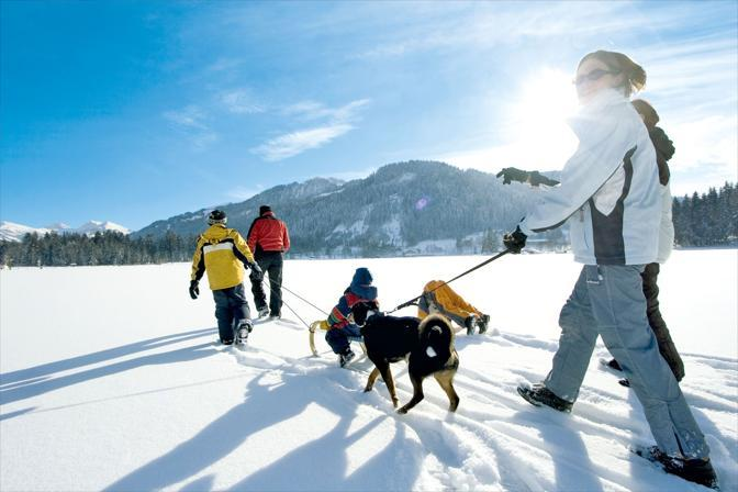 Capitale degli sport invernali