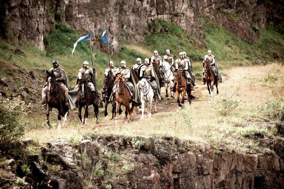 Trono di spade, luoghi ed eroi