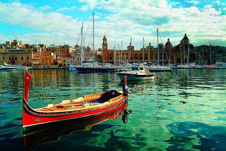 Malta, bella d'autunno