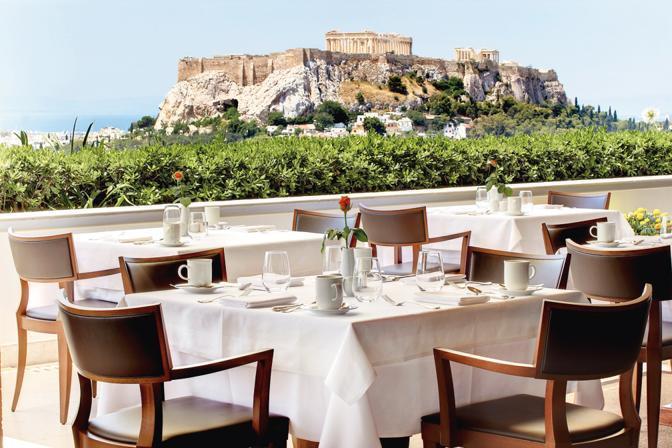 Novità ad Atene