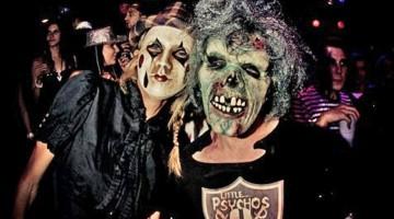 Halloween non è Halloween senza una festa da ballo, rigorosamente in maschera