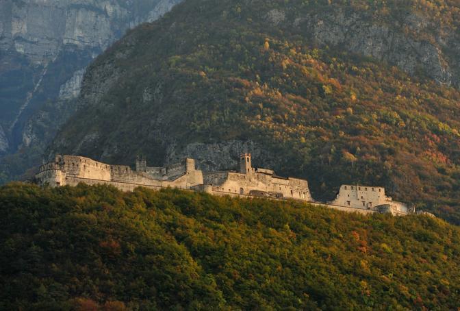 Tra monti e castelli