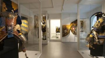 Contrada della Tartuca, Museo, Sala dei costumi