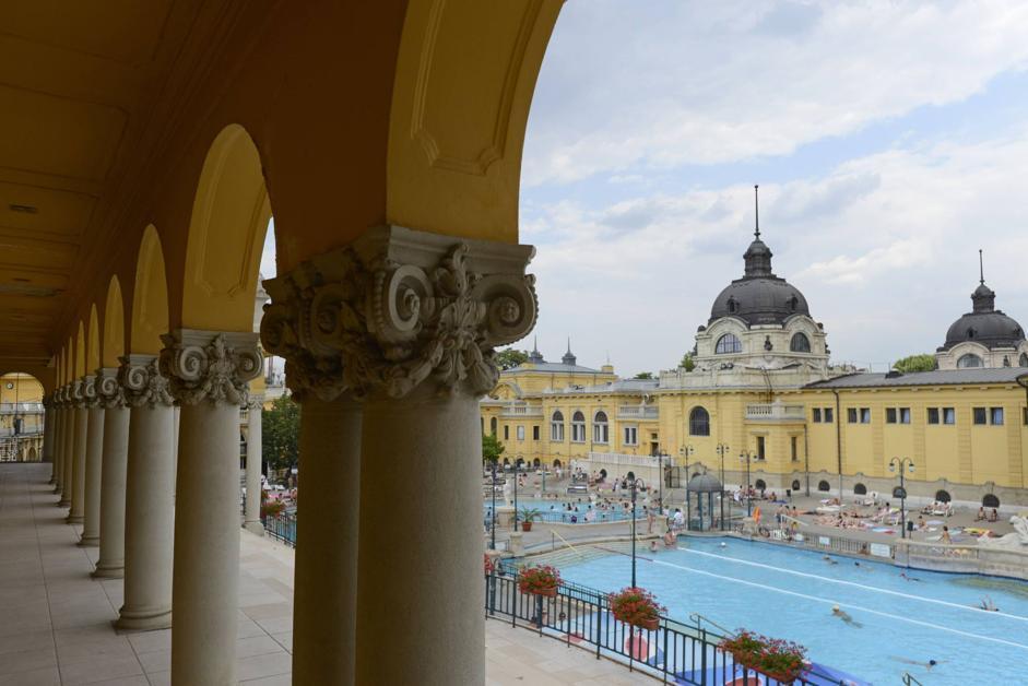 Budapest, la movida sul Danubio