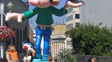 Bruxelles è una città che offre tanti musei e parchi dedicati ai bambini