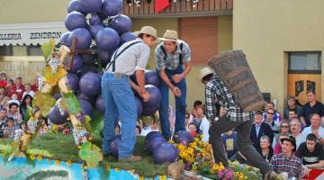 A settembre 2013 torna a Verla di Giovo la 56° Festa dell?Uva (foto: Festa dell'Uva)