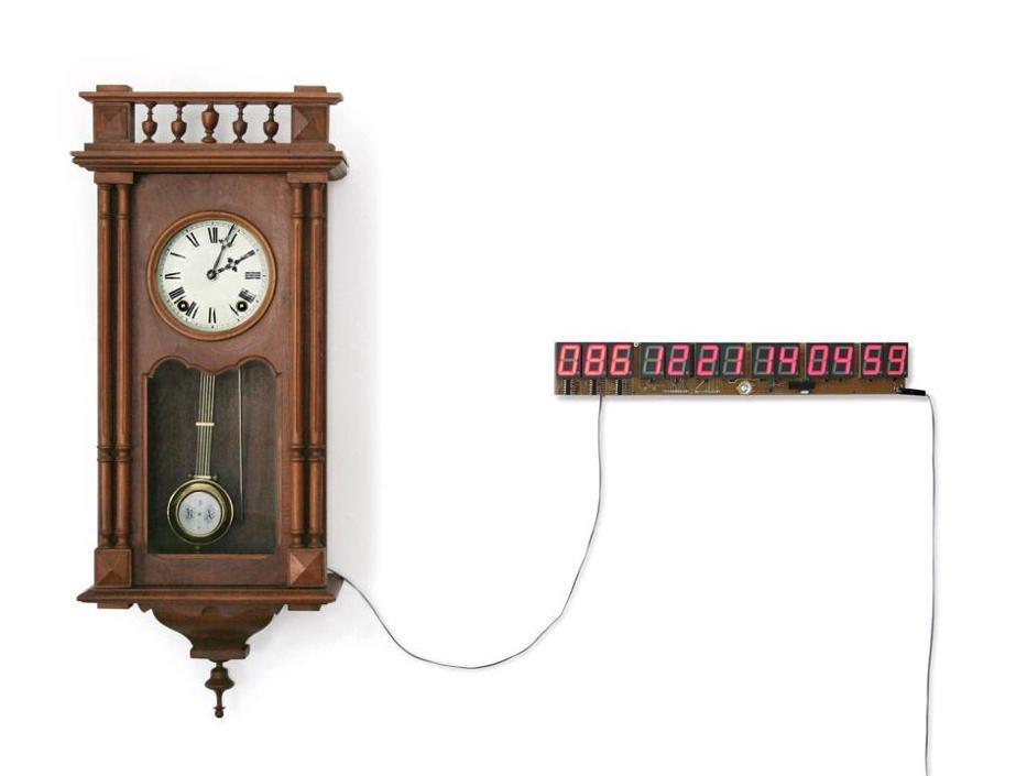 O'clock: il tempo scorre (e fugge)