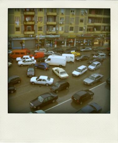 L'Albania in Polaroid