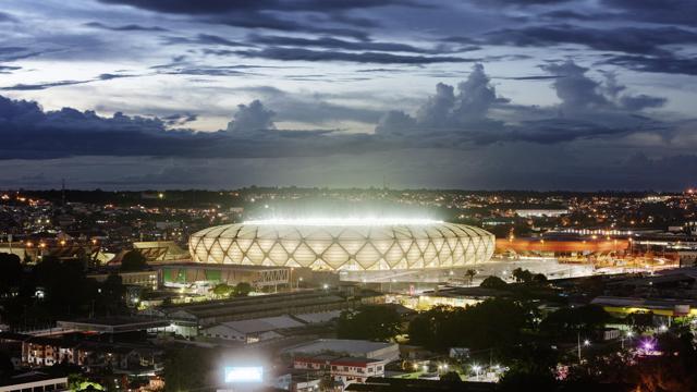 Foto Stadi-spettacolo: la Top 10  in vista dei Mondiali