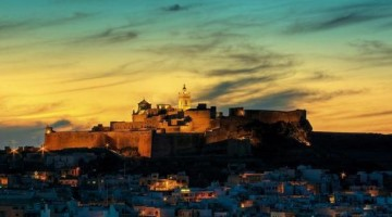Gozo, nell'arcipelago di Malta