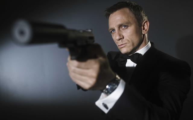 Foto James Bond, missione  Roma