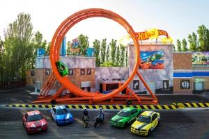Italia: con i figli nei parchi divertimento