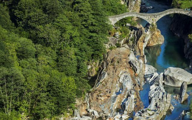 Foto Svizzera: otto settimane di grandi paesaggi