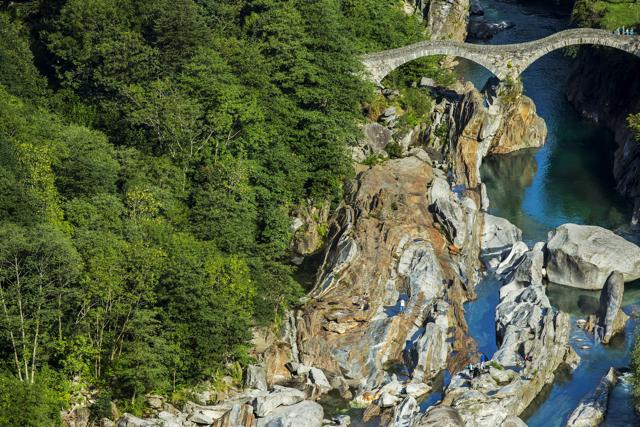 Svizzera: otto settimane di grandi paesaggi