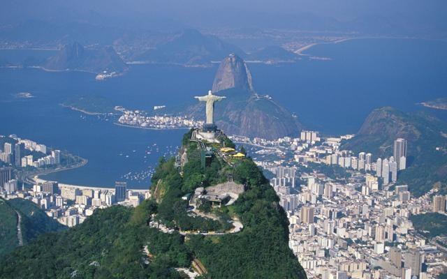 Foto I vip pazzi per il Brasile