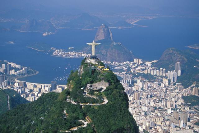 I vip pazzi per il Brasile