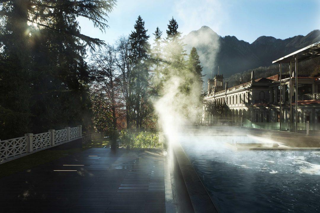 Terme San Pellegrino: oltre 6.000 mq di benessere