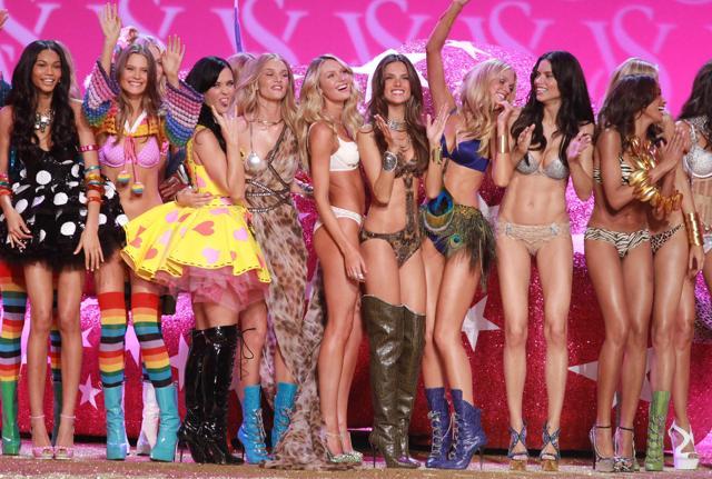 Victoria's Secret: e prima dello show, tutte al mare