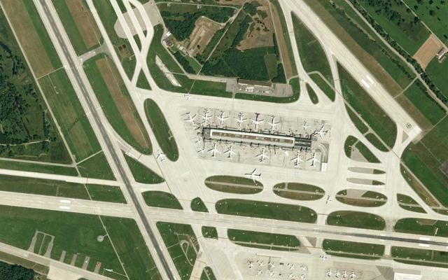 Foto 20 aeroporti come non li avete mai visti