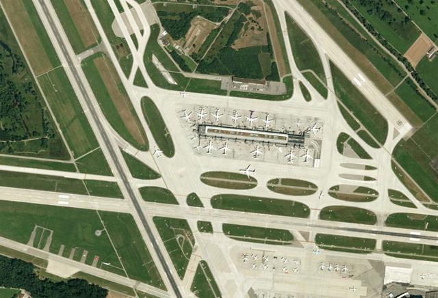 20 aeroporti come non li avete mai visti
