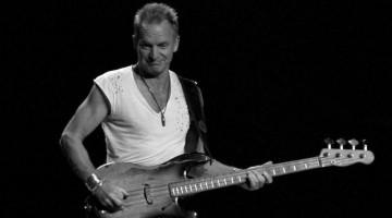 Ogni scusa è buona per visitare le Canarie: il 30 Giugno 2012 Sting è in concerto a Tenerife (foto:Flickr/Scott Ableman)