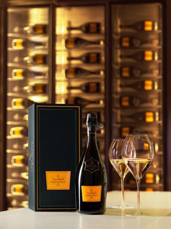 Nella patria dello champagne
