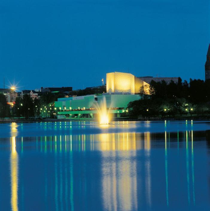 Helsinki, saune e design