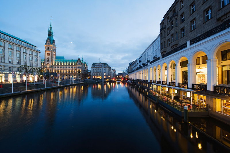 In AmburgoIl Dove Viaggi Mare Città uTlF1cJK3