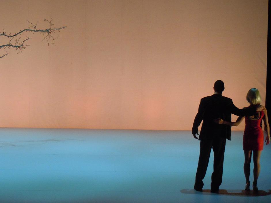 Oriente Occidente: danza senza confini