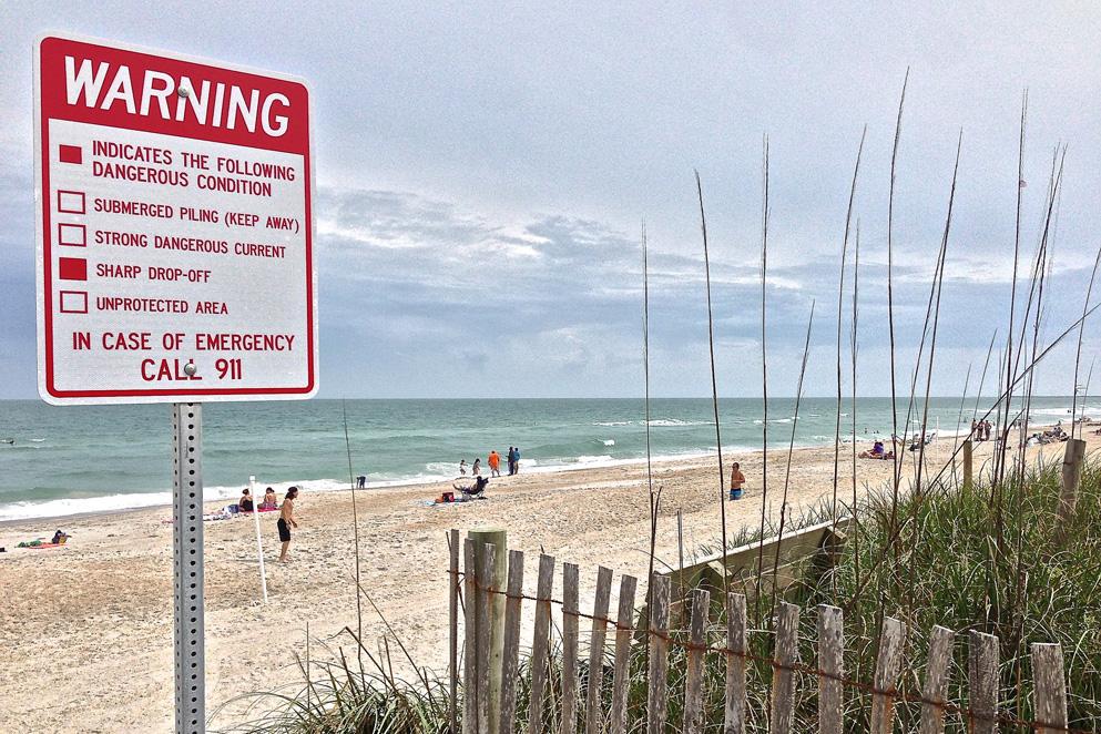 Spiagge: qui non si può fumare