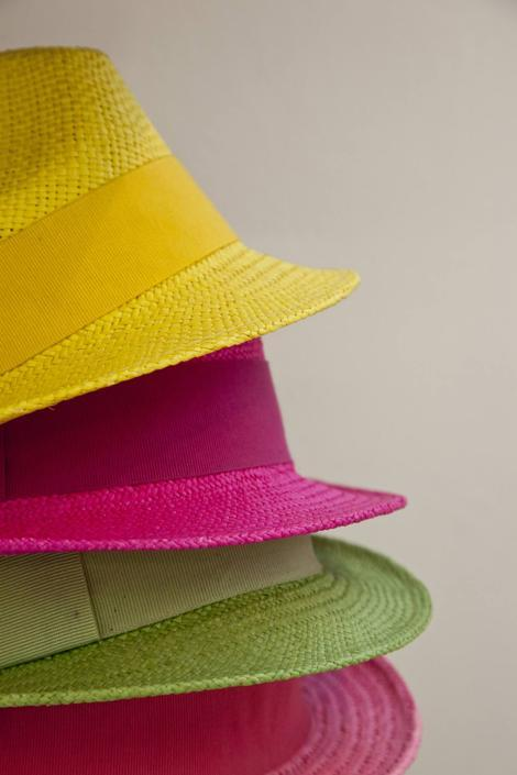 Hats on Film
