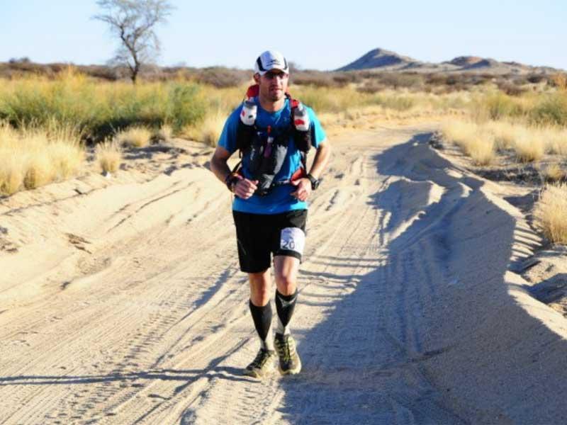 Foto La maratona più dura del mondo: LE FOTO