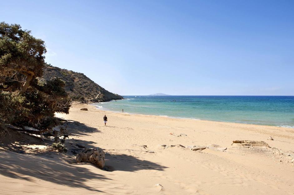 Creta: sabbia rosa e mare cristallo