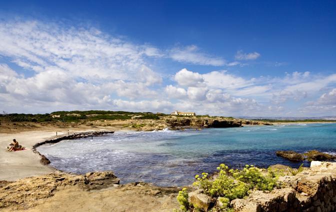 Spiagge e rovine
