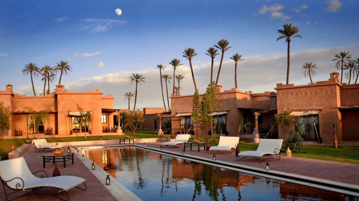 Foto I riad di Marrakech