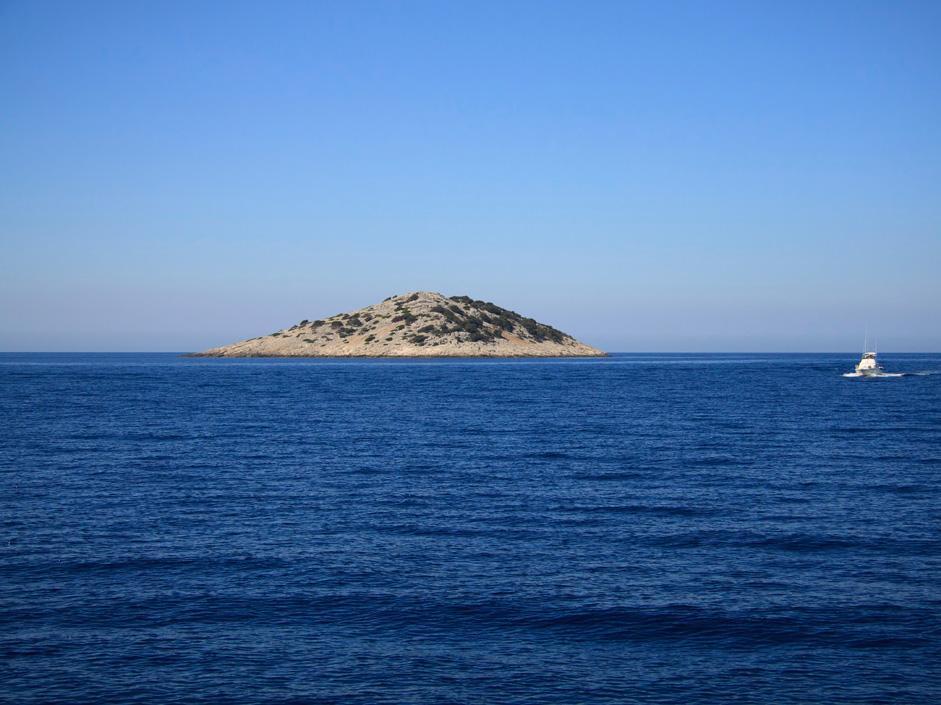 Croazia: in barca tra le isole Incoronate