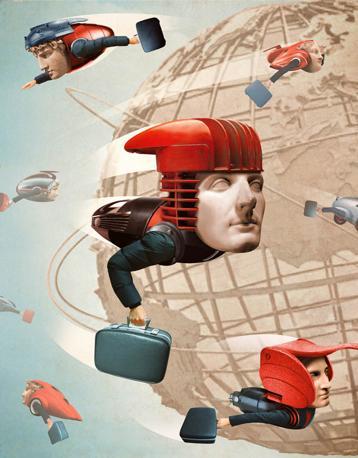Le metamorfosi dei viaggiatori