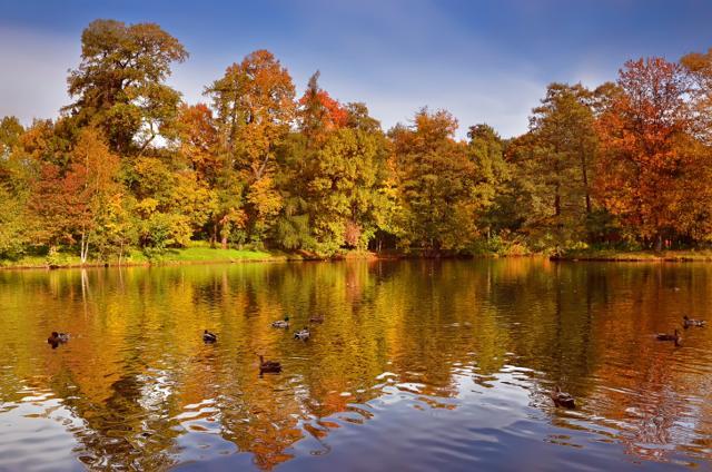 Ottobre, è il momento di riscoprire i fiumi