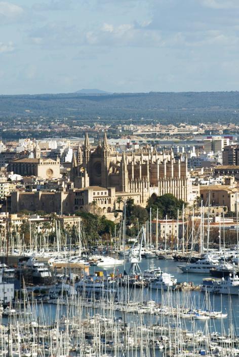 La lunga estate di Palma di Maiorca