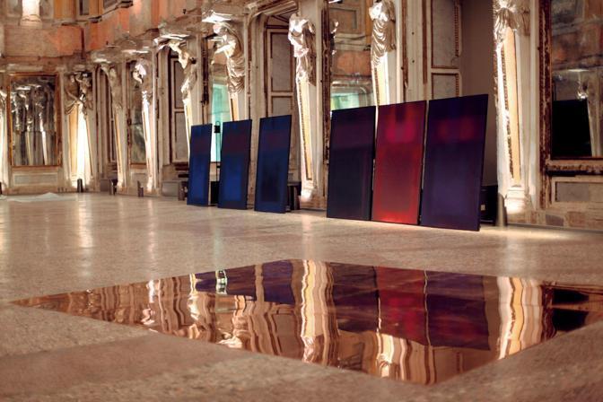 Suggestioni a Palazzo Reale
