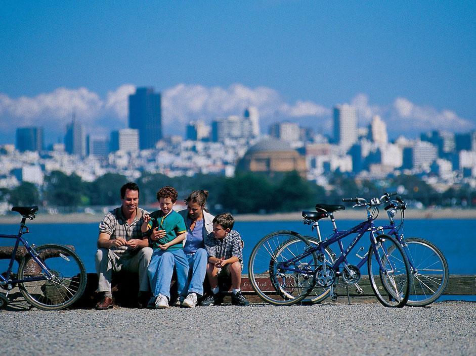 """La  città più bella e """"green"""" della West Coast"""