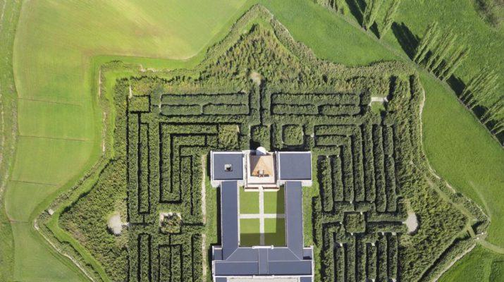 Foto I labirinti più belli del mondo