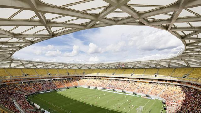 Stadi-spettacolo: la Top 10  in vista dei Mondiali