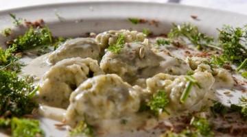 """Uno dei piatti che verrà cucinato e presentato nel weekend di """"Toscana Terra del buon vivere"""", in programma a Siena dal 27 al 29 marzo"""