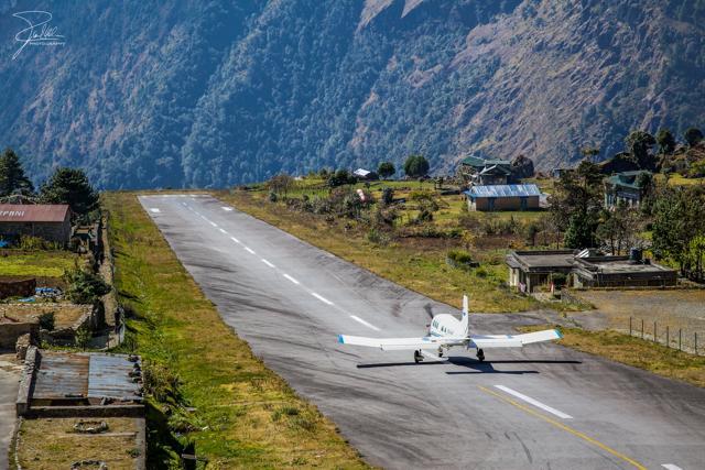 Voli da paura: le piste (di linea) più spericolate del mondo