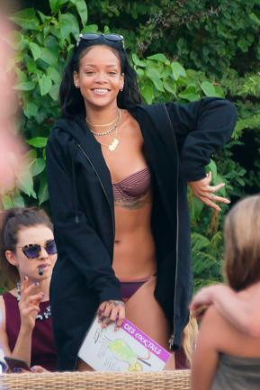 Heidi Klum, Rihanna &Co: i vip che amano svernare al caldo