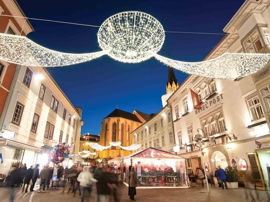 Austria: i mercatini di Natale 2013